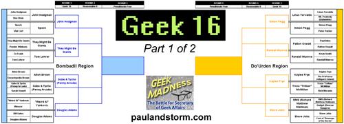 Geek 16 Part I