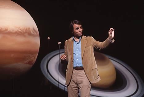 Dr. Carl Sagan