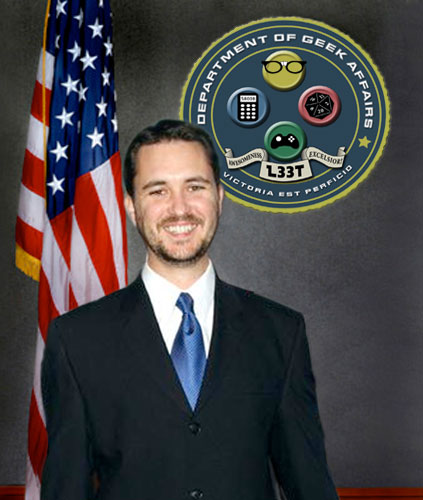Secretary of Geek Affairs - Wil Wheaton