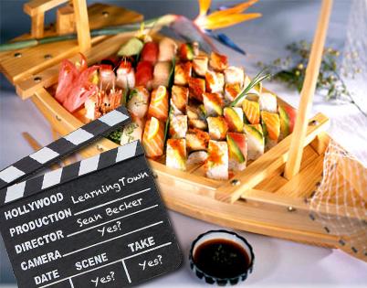 Sushi Clapper